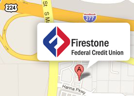 Directions to Firestone FCU